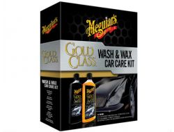 GOLD CLASS WASH AND WAX KIT